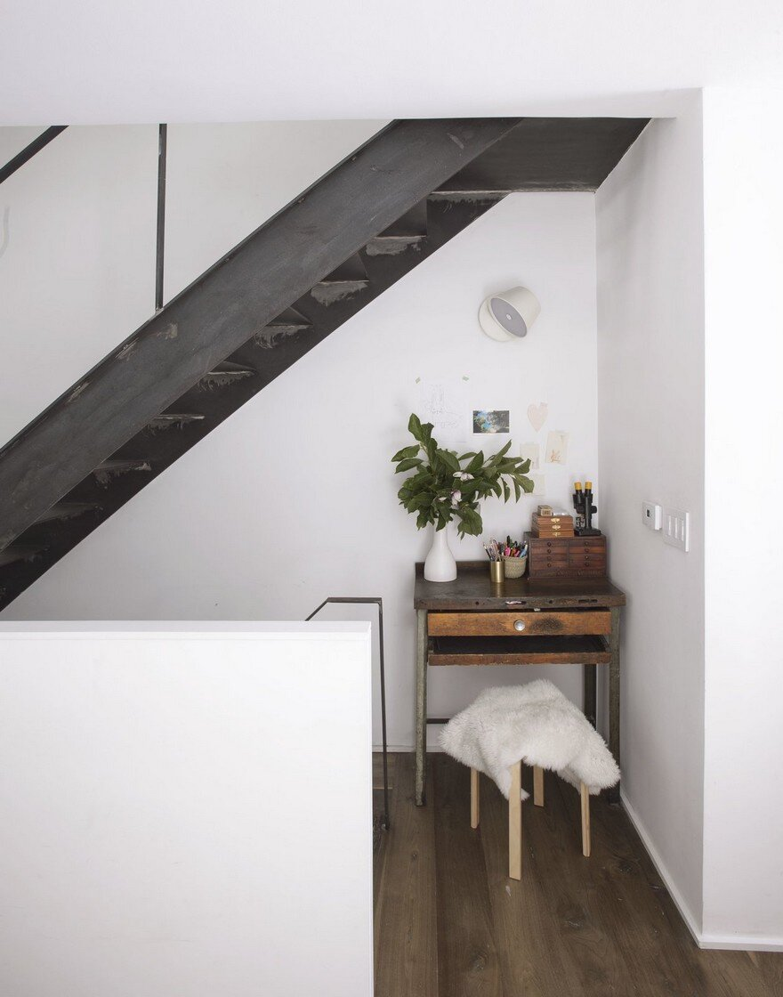 11 Foot Wide Brooklyn House Extended and Upgraded by Office of Architecture 6