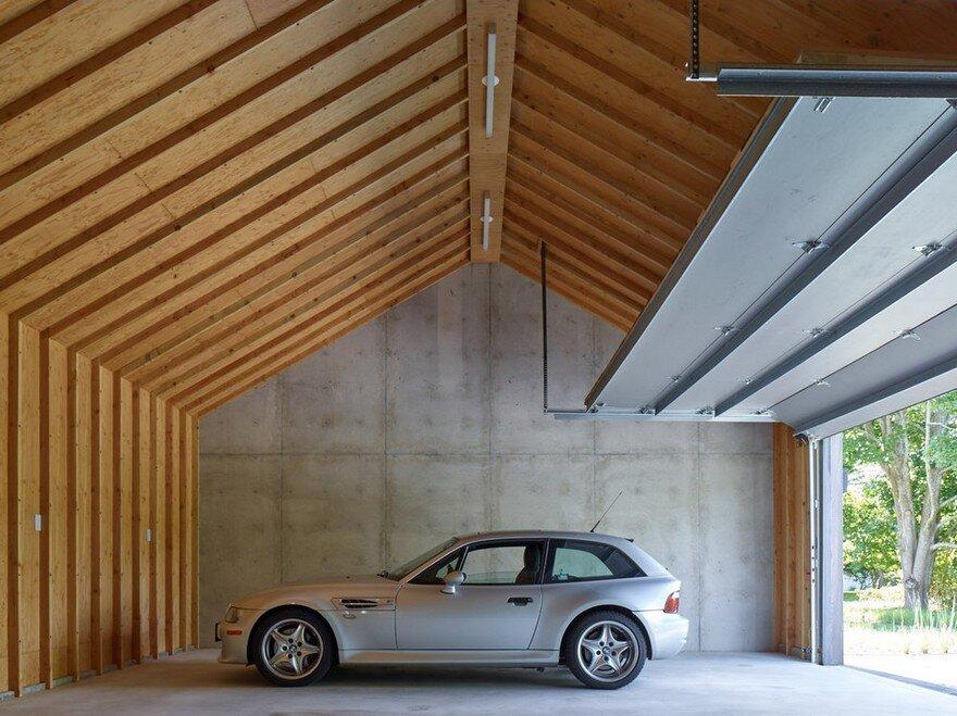 garage, Maziar Behrooz Architecture