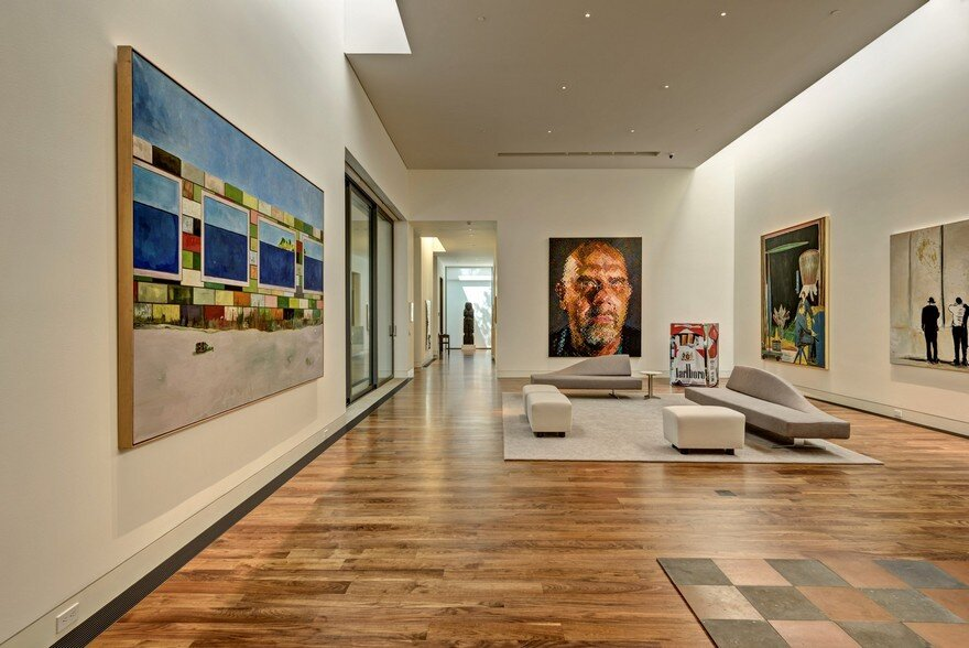 Art Residence by Overland Partners / Dallas, Texas 8