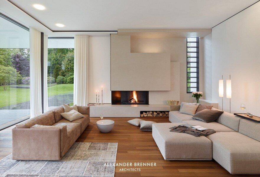 Bredeney House by Alexander Brenner Architects 7