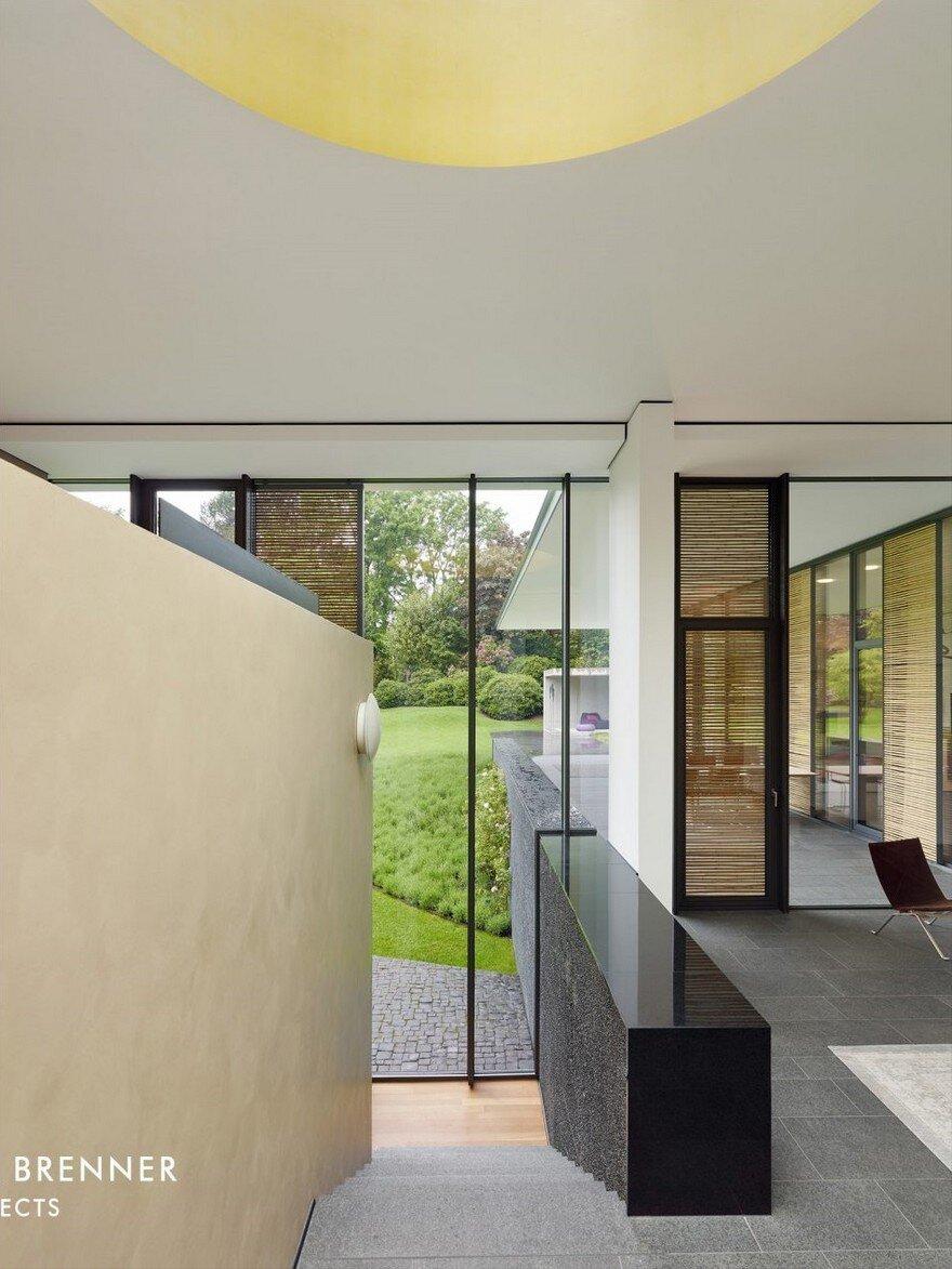 Bredeney House by Alexander Brenner Architects 8