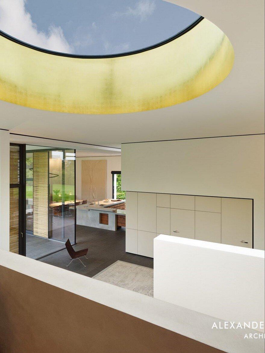 Bredeney House by Alexander Brenner Architects 9
