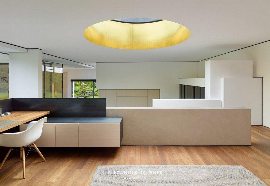 Bredeney House by Alexander Brenner Architects 10