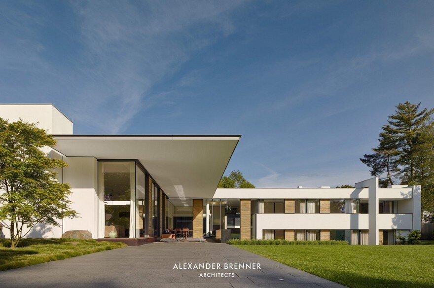 Bredeney House by Alexander Brenner Architects 1