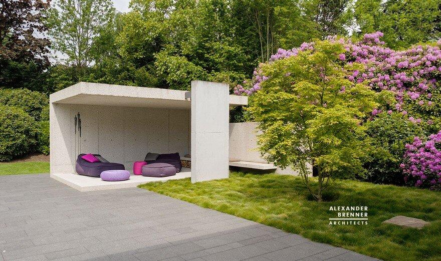 Bredeney House by Alexander Brenner Architects 15