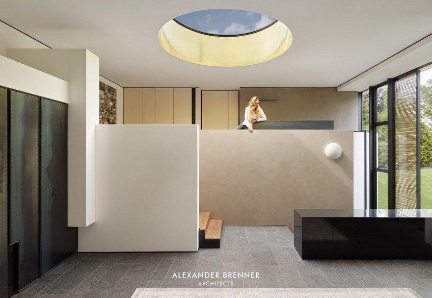 Bredeney House by Alexander Brenner Architects 4