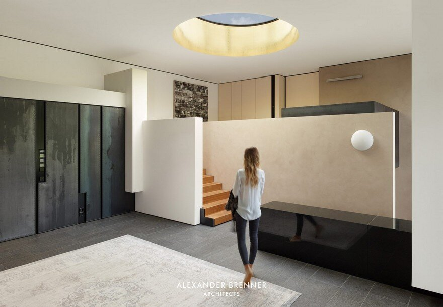 Bredeney House by Alexander Brenner Architects 3