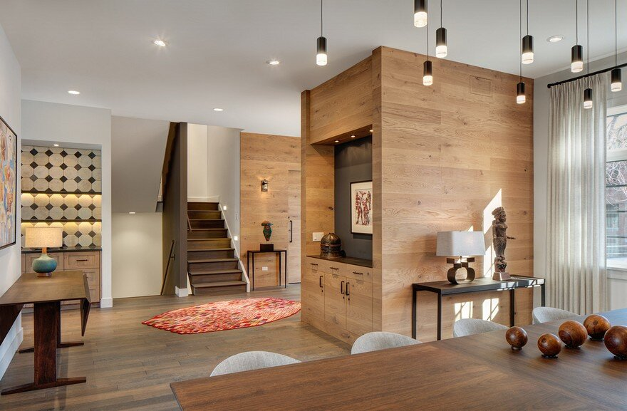 Bucktown House by Blender Architecture