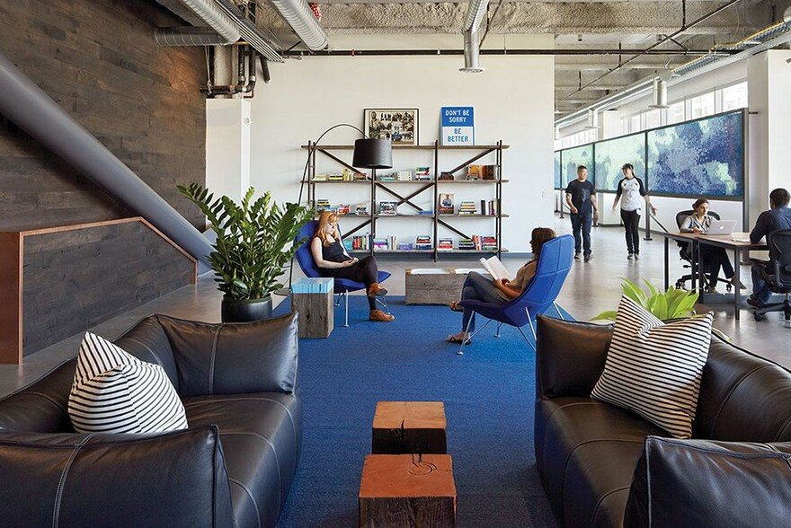Cool Workspaces: Take a tour of Dropbox's San Francisco Headquarters