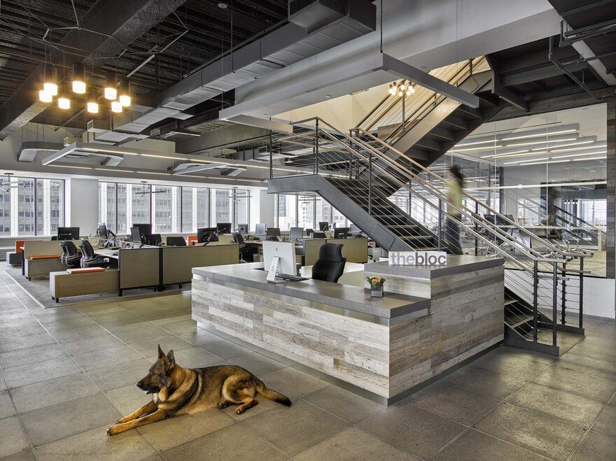 New Headquarters for a Health & Wellness Engagement Agency Located in Manhattan