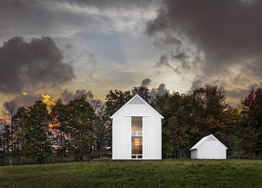 New Pennsylvania Farmhouse by Cutler Anderson Architects