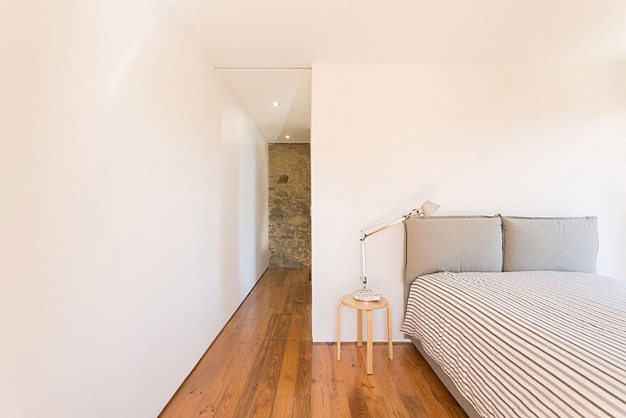 bedroom, Paulo Martins Arquitectura and Design