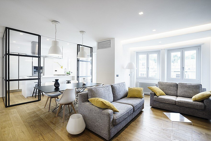Roma Apartment by Brain Factory Architecture & Design 1