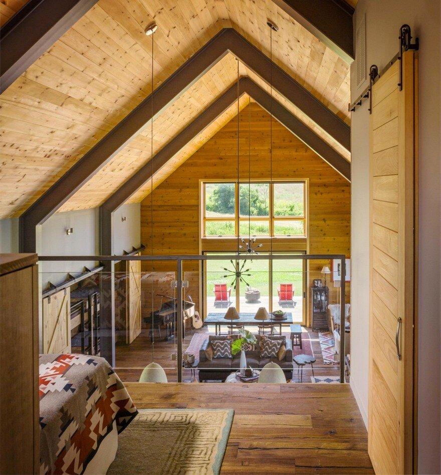 Vermont Modern Barn by Joan Heaton Architects 11