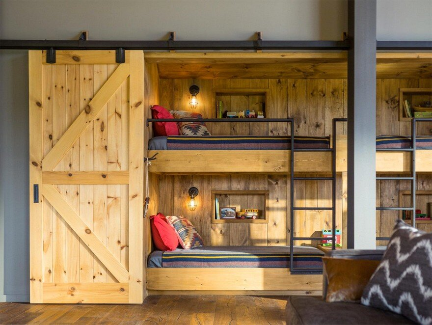 Vermont Modern Barn by Joan Heaton Architects 10