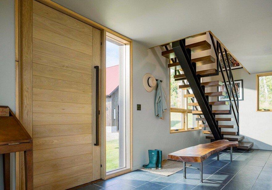 Vermont Modern Barn by Joan Heaton Architects 2