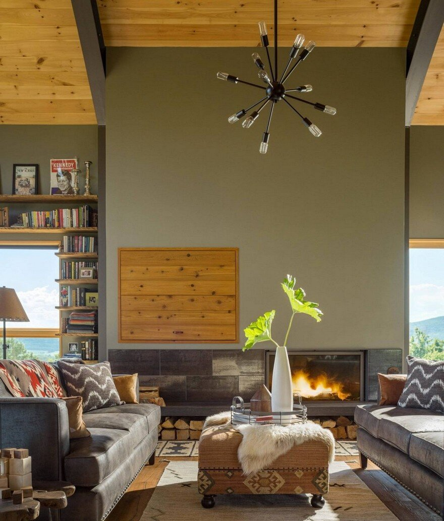 Vermont Modern Barn by Joan Heaton Architects 4