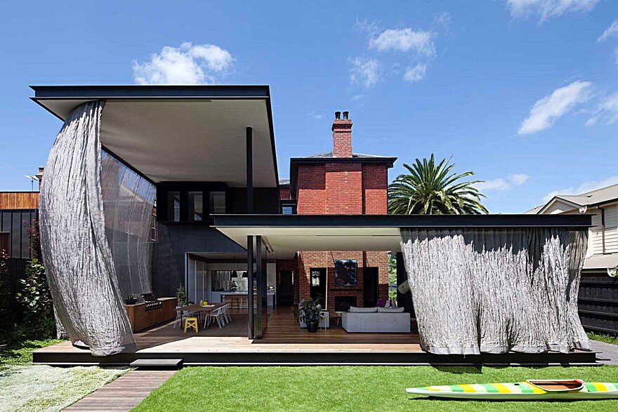 Victorian Heritage Villa Renovated by Matt Gibson in Melbourne