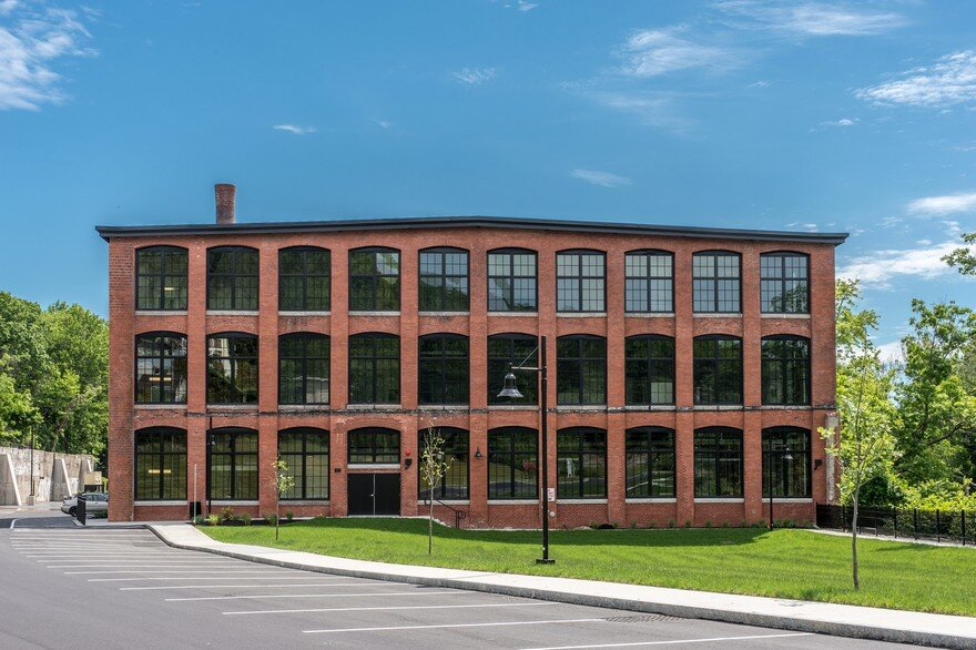 Adaptive Reuse and Restoration of a Historic Building Features 57 Modern Lofts 1