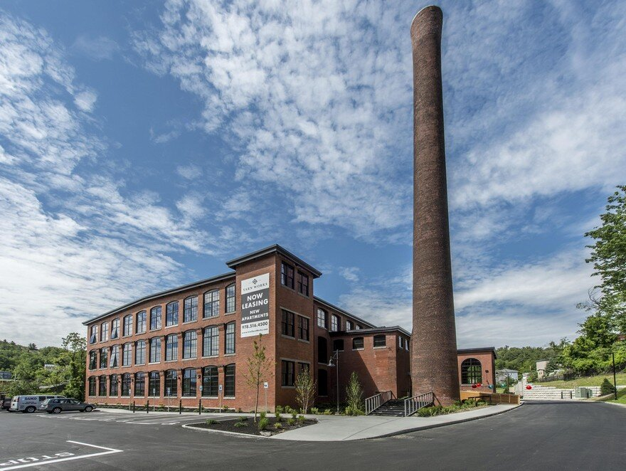 Adaptive Reuse and Restoration of a Historic Building Features 57 Modern Lofts 17