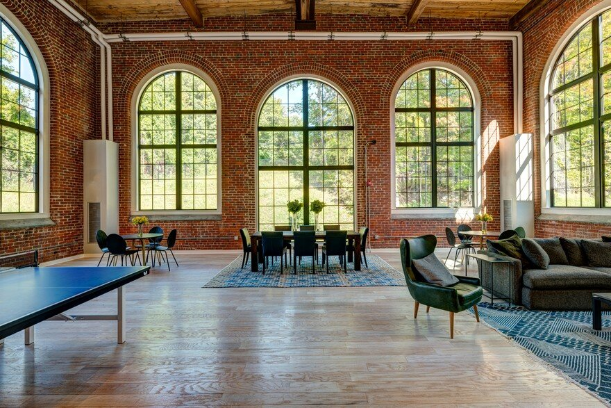 Adaptive Reuse and Restoration of a Historic Building Features 57 Modern Lofts 3