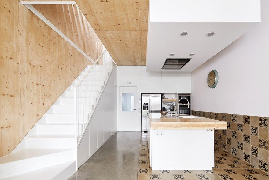 kitchen, Vallribera Arquitectes