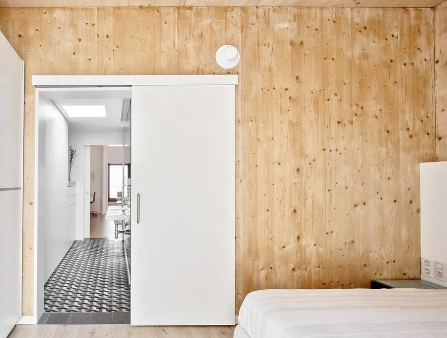 bedroom, Vallribera Arquitectes