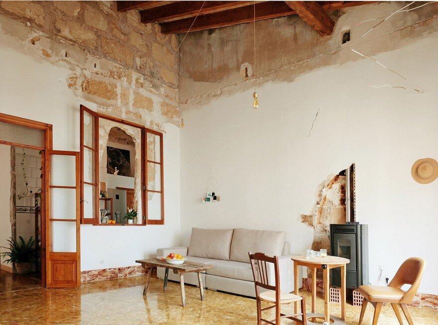House Refurbishment in Palma de Mallorca, Spain