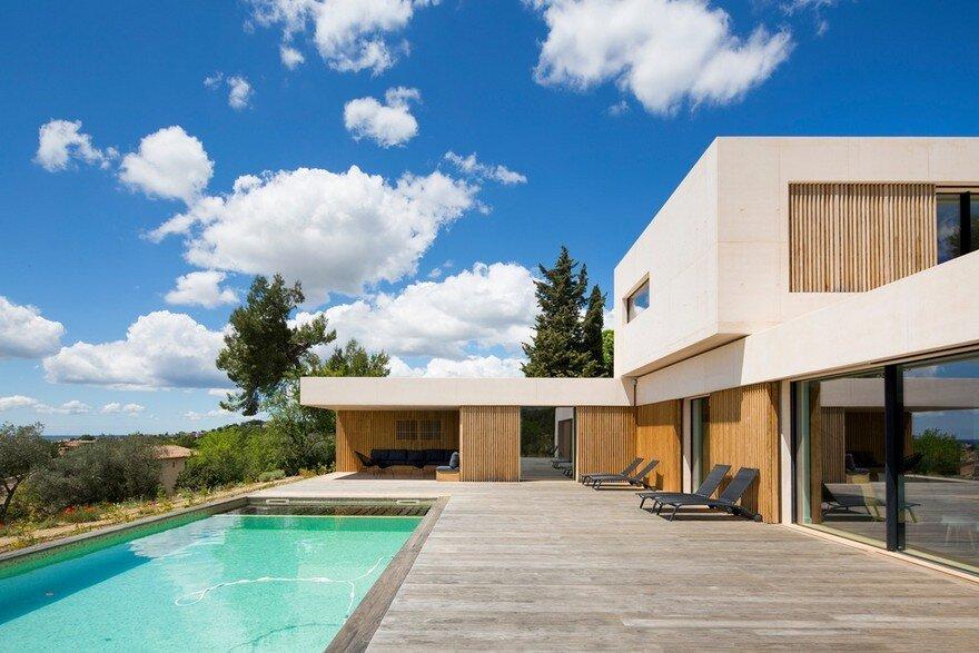 MaisonA in Aix-en-Provence, France / Pietri Architectes 10