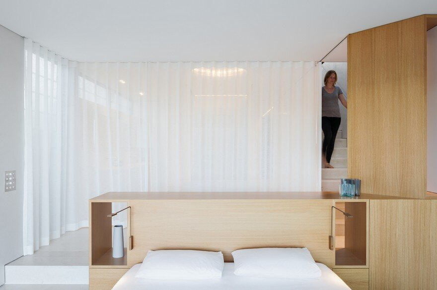 bedroom, Marston Architects 7