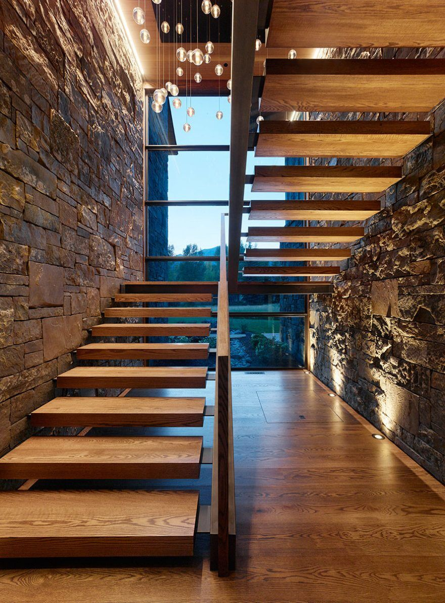Owl Ditch Ranch in Wyoming / Carney Logan Burke Architects 7