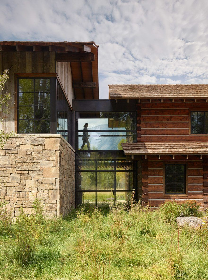 Owl Ditch Ranch in Wyoming / Carney Logan Burke Architects 2