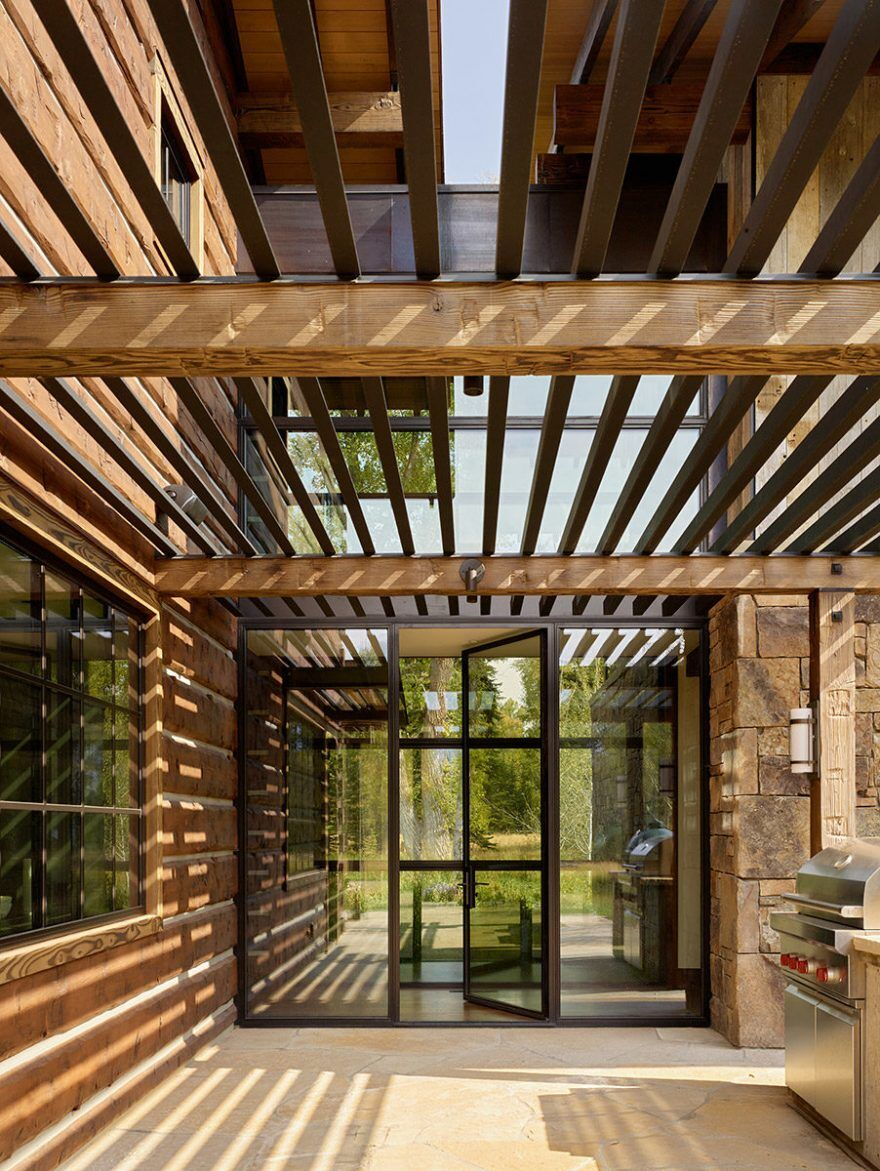 Owl Ditch Ranch in Wyoming / Carney Logan Burke Architects 12