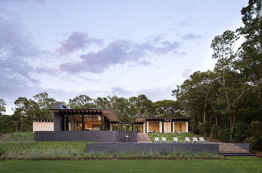 Promise Land House in Amagansett by Bates Masi Architects