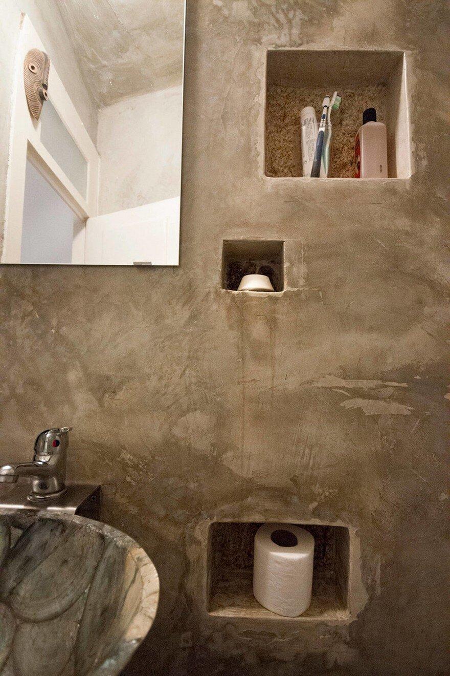 bathroom, Paulo Moreira Architectures