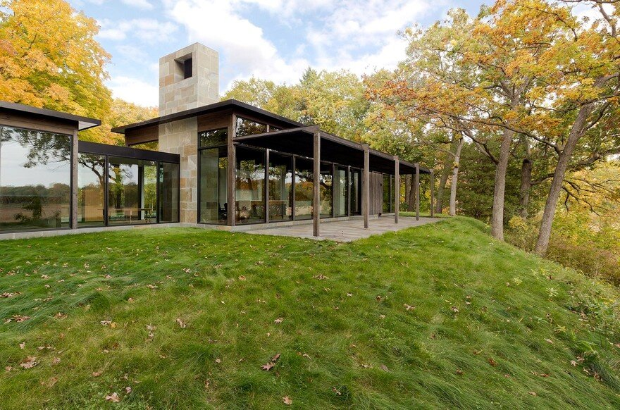 Woodland House by Altus Architecture / Minnesota 4