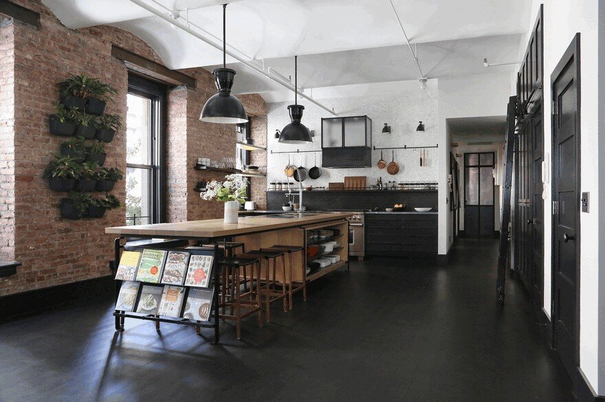 1903 Noho Factory Converted into Industrial Loft-Style Home 4