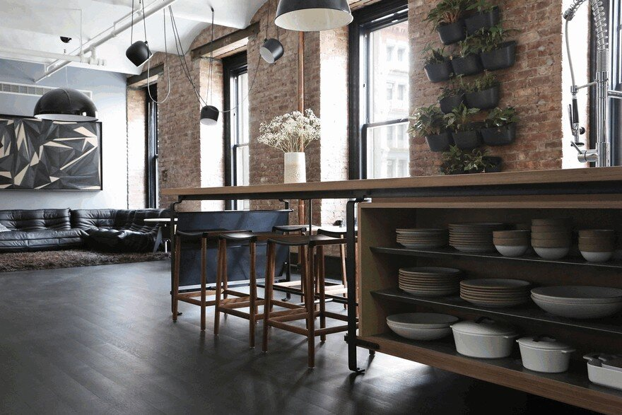 1903 Noho Factory Converted into Industrial Loft-Style Home 5