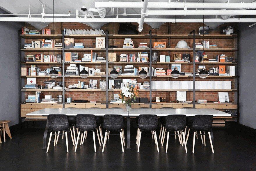 1903 Noho Factory Converted into Industrial Loft-Style Home 2