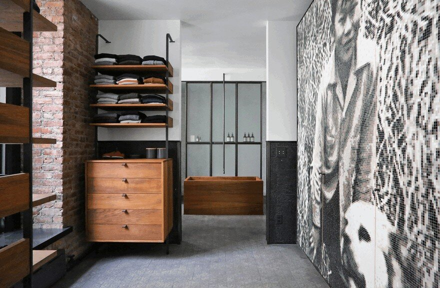 1903 Noho Factory Converted into Industrial Loft-Style Home 16
