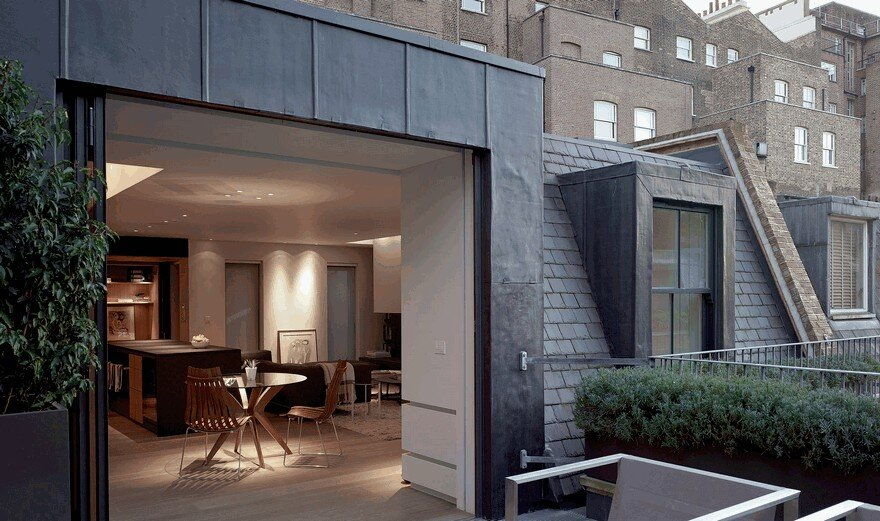 Bayswater House in London by McLean Quinlan Architects