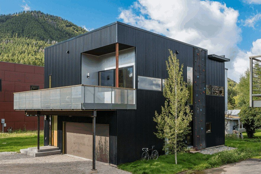 Cache Creek House by Carney Logan Burke Architects 1