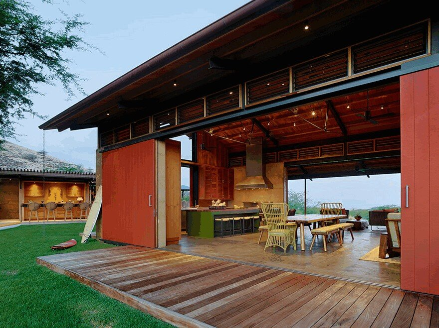 Hawaiian Summer Camp by Walker Warner Architects 16