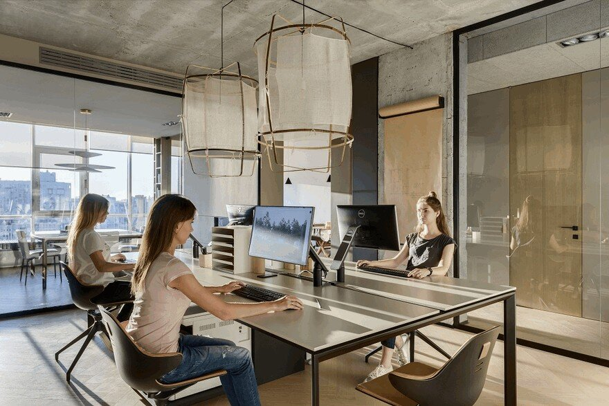 Interior Evolution: Office Design by Materia 174