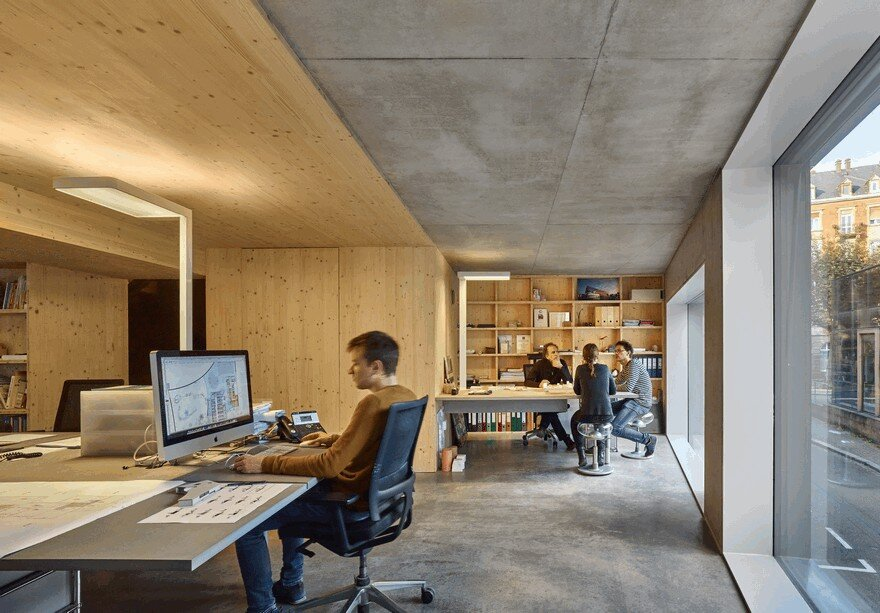 Mixed-Use Building in Strasbourg by Dominique Coulon & Associés 2