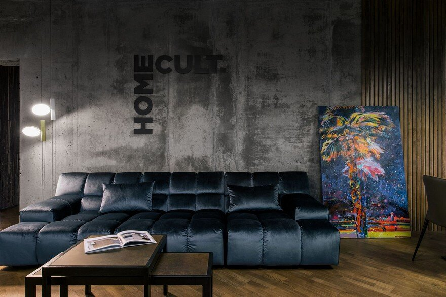 Modern Office Interior in Kyiv, Ukraine / HOMECULT Office