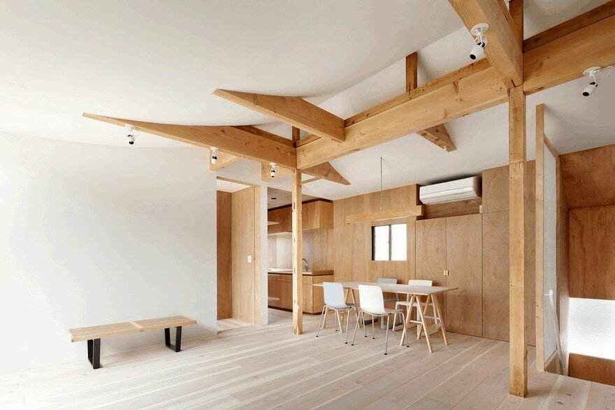 Multi-Generation House Renovation in Tokyo, Japan