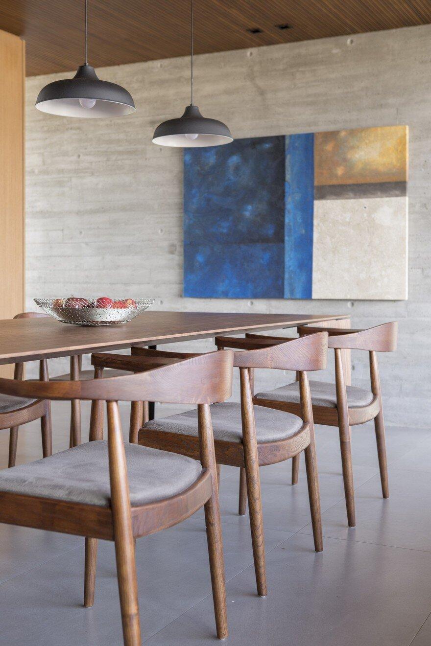 dining room, ArqBr Arquitetura e Urbanismo