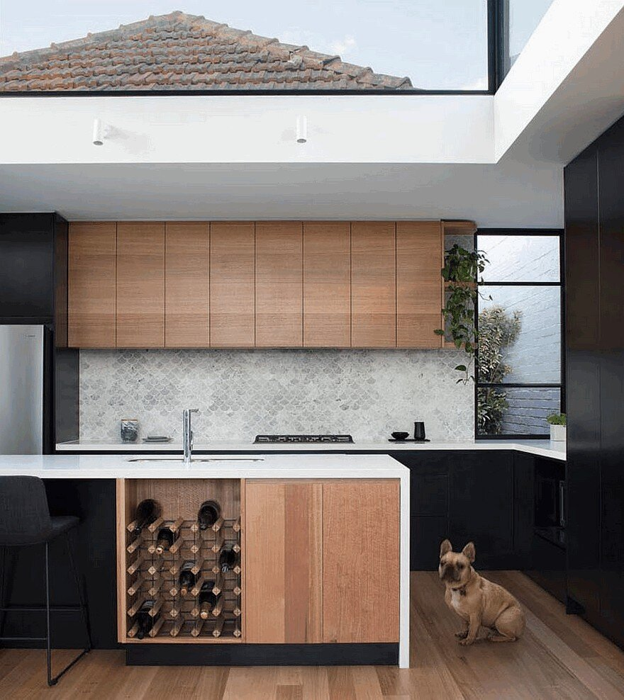 kitchen, Ben Callery Architects