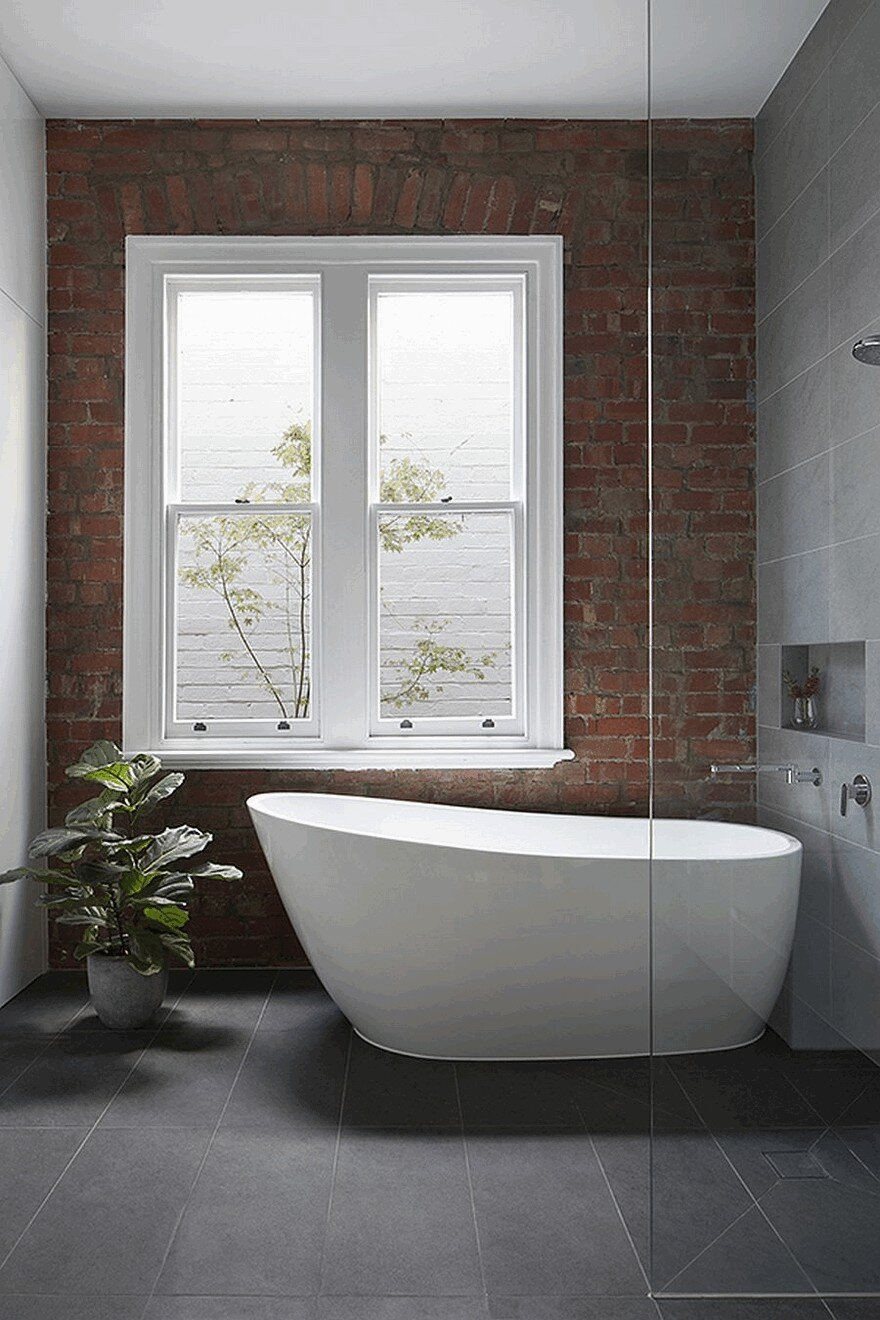 bathroom, Ben Callery Architects